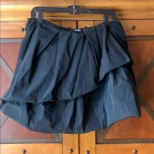 Kate Spade Saturday NWT black skirt SZ 12